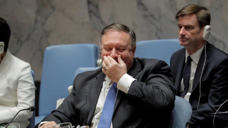 """Dringlichkeitssitzung des UN-Sicherheitsrates: Russland mahnt, """"Venezuela ist keine Gefahr"""""""