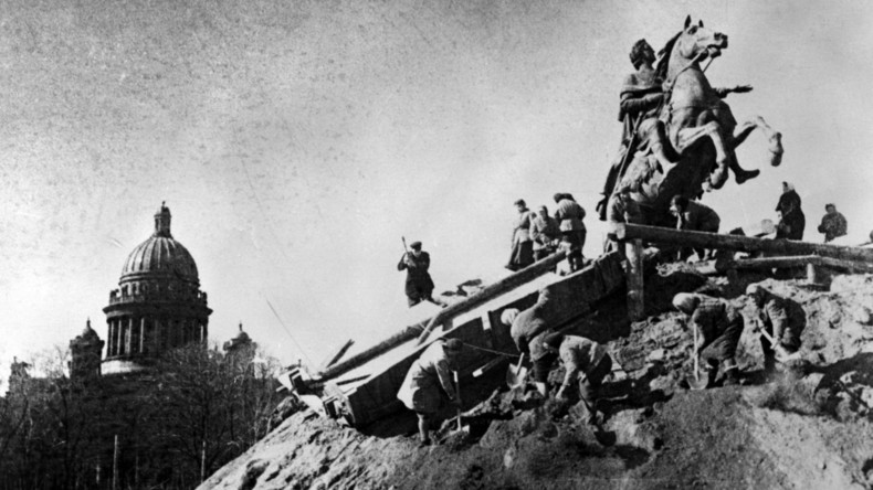 Deutschland stellt zwölf Millionen Euro für Überlebende der Leningrader Blockade bereit