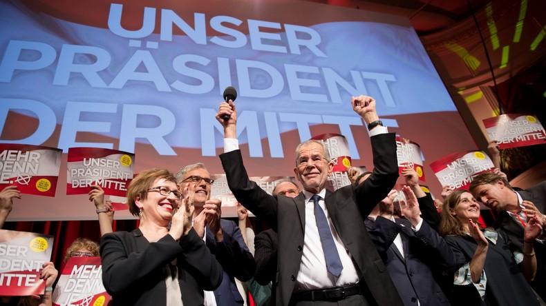Österreichische Bundespräsidentenwahl von 2016 ab April vor Gericht