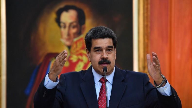 Maduro weist von Europa gesetzte Frist für Wahlen zurück