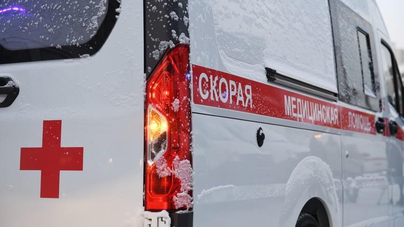 Gasflasche explodiert bei Geburtstagsfeier in Russland - Jubilar tot