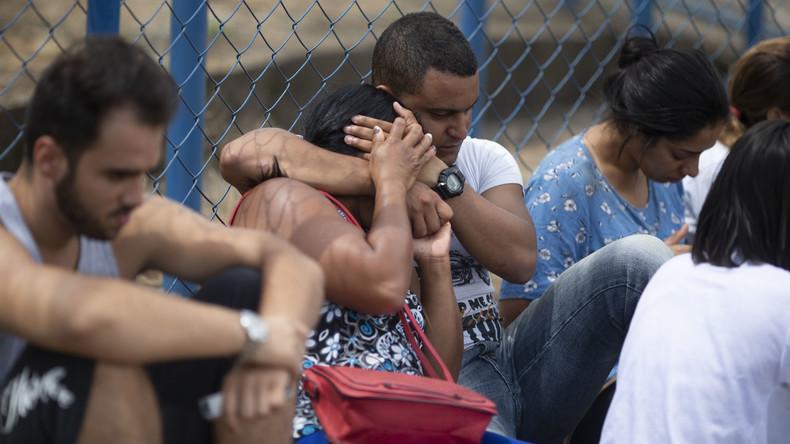 Nach Dammbruch in Brasilien: 24.000 Menschen in Sicherheit gebracht
