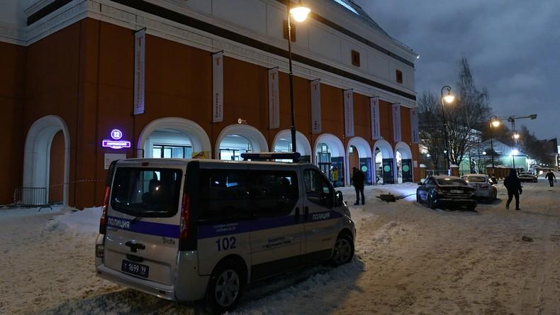 Moskau: Gemälde für 175.000 Euro vor Augen des Sicherheitspersonals gestohlen – Täter festgenommen