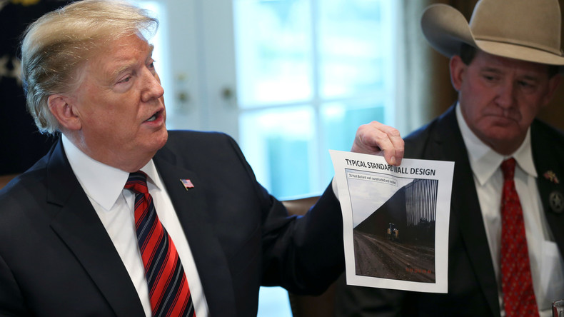 Analyse belegt: Shutdown der US-Regierung kostet USA mehr Geld als Trumps Grenzmauer