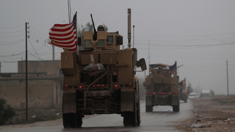 Abzug nur vorgespielt? USA entsenden 600 zusätzliche Soldaten nach Syrien