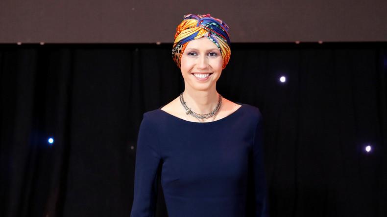 Syrien: Krebskranke First-Lady erfolgreich operiert