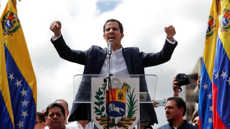 US-Sicherheitsberater Bolton: US-Firmen sollten Venezuelas Ölproduktion übernehmen