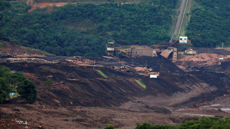 Zahl der Toten nach Dammbruch in Brasilien steigt auf 65 – kaum noch Hoffnung auf Überlebende