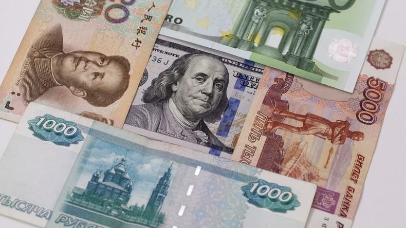 Russland nimmt Abschied vom US-Dollar bei wichtigen Rüstungsgeschäften mit China