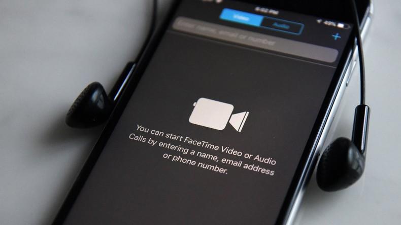 Apple-Panne: Softwarefehler bei FaceTime lässt Nutzer heimlich belauschen