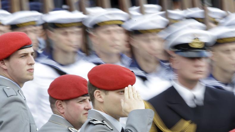 Prämien sollen Personalprobleme bei der Bundeswehr lösen