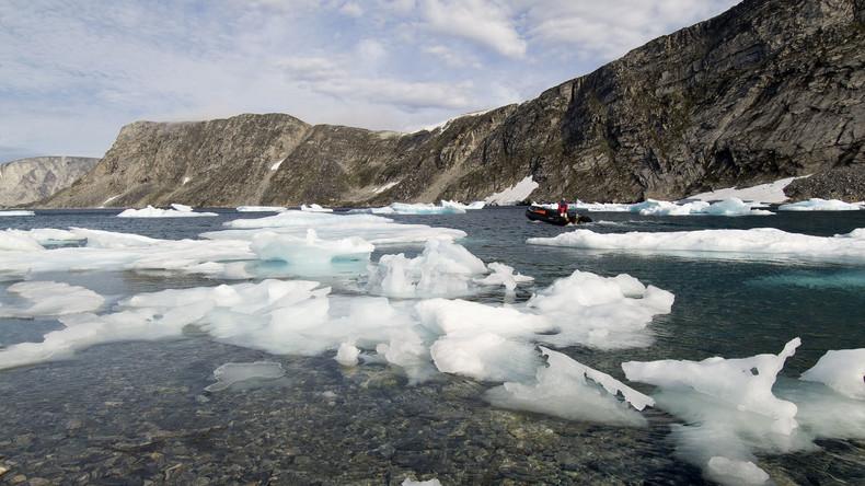 Studie: Klimaerwärmung bringt seit 40.000 Jahren verdeckte Landschaften zum Vorschein