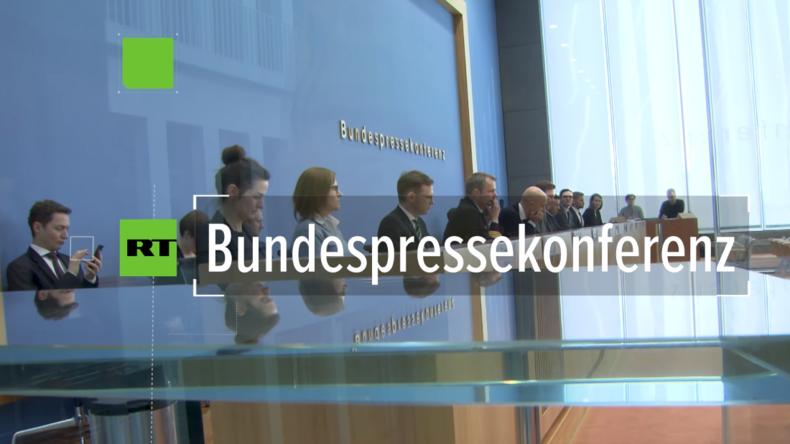 Merkel-Sprecher: Kenne mich in venezolanischer Verfassung nicht aus