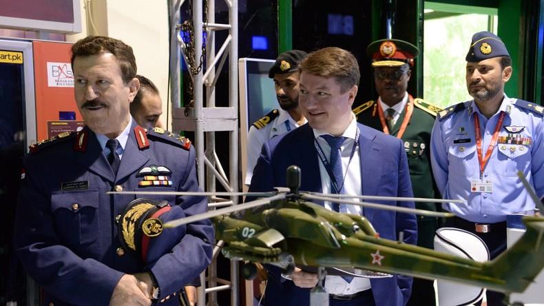 Hälfte der russischen Rüstungsexporte von jährlich 15 Milliarden US-Dollar entfallen auf Flugsysteme