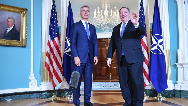 Die Angst vor dem Einflussverlust in Europa heizt die NATO-Debatte in den USA an