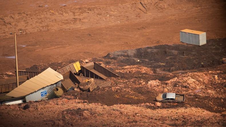 Ingenieure von TÜV Süd nach Dammbruch in Brasilien festgenommen