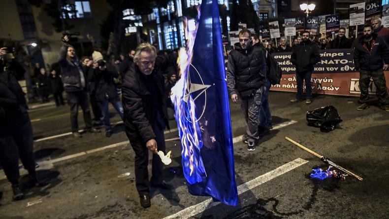 Nordmazedonien: Mit Vollgas in die NATO