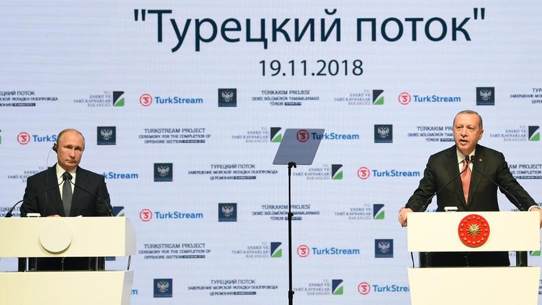 Ex-General: Türkei und Russland werden sich in Ostsyrien koordinieren und auf dem Balkan kooperieren