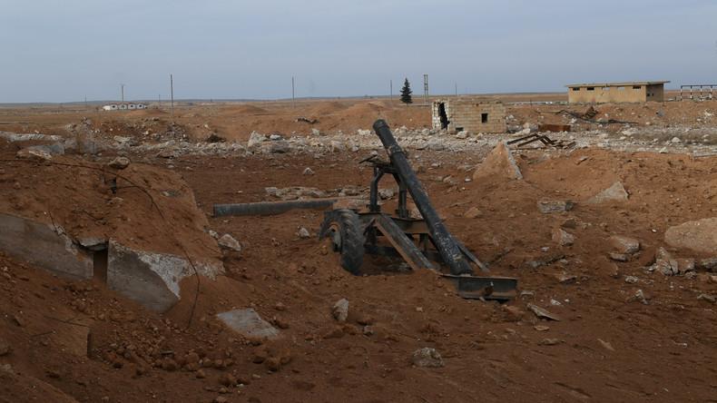 Syrien: Terror, Folter und Tod in der Provinz Idlib (Video)
