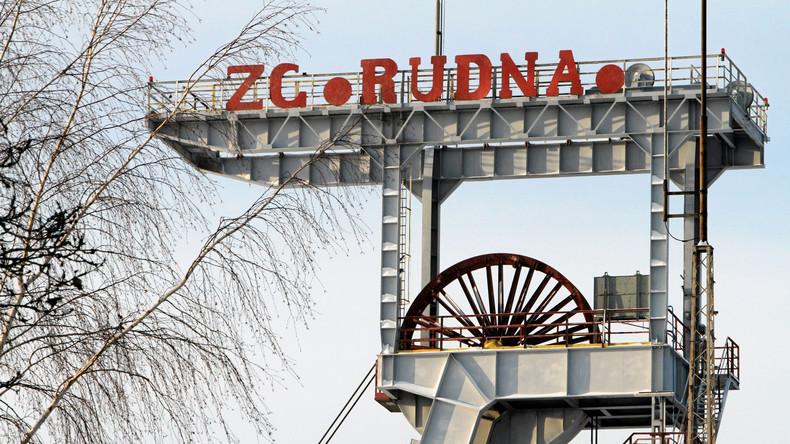Beben erschüttert polnische Mine - Mindestens sieben Verletzte
