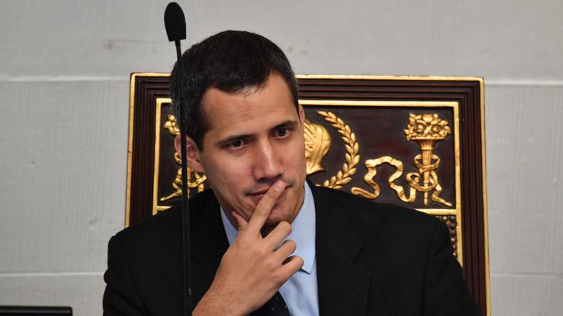Venezuelas selbsternannter Interimspräsident Guaidó darf das Land nicht verlassen