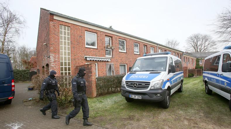 Drei Iraker wegen Terrorverdachts in Schleswig-Holstein festgenommen