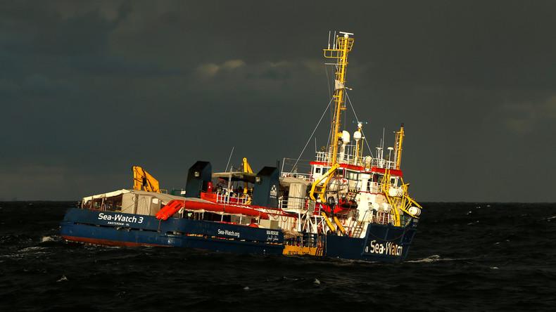 Gericht für Menschenrechte: Italien muss Migranten auf Rettungsschiff versorgen