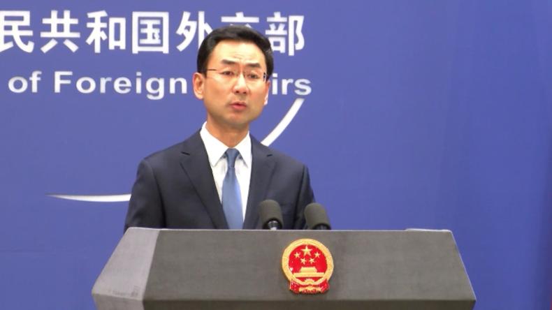 China verurteilt US-Sanktionen gegen Venezuela: Verschlechtern Lebensbedingungen der Menschen