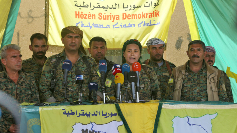 Kurdischer Ostsyrien-Vertreter: Wir wollen politische Lösung & zwischensyrischen Dialog mit Damaskus