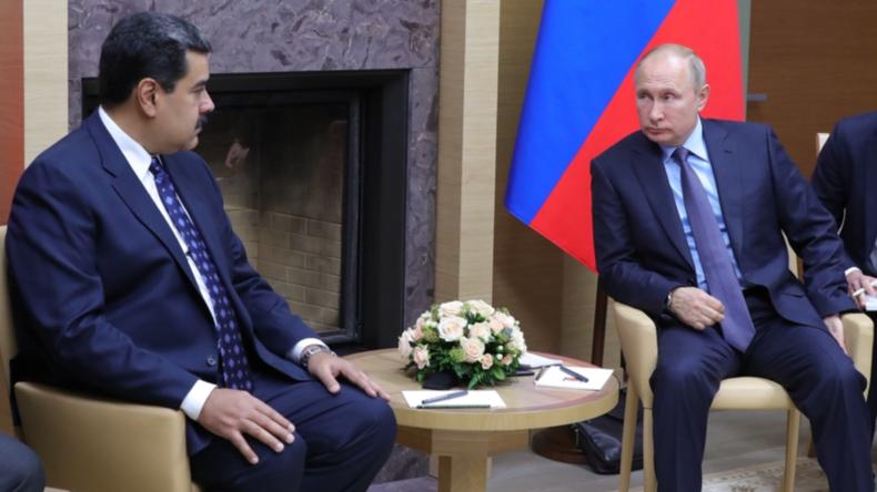 Russland: Kreml unterstützt Maduros Bereitschaft für den Dialog