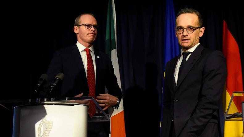 Irland mit Elfenbeinküste vertauscht: Auswärtiges Amt blamiert sich mit Fahnen-Panne im Brexit-Tweet