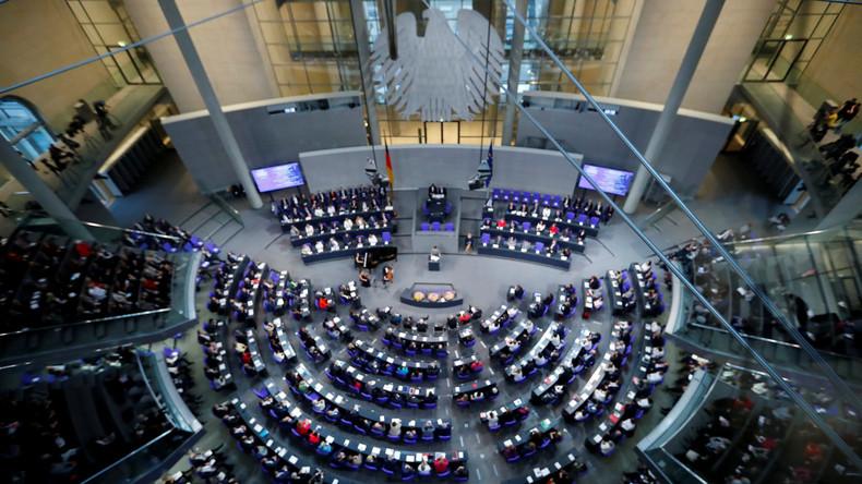 LIVE: 77. Sitzung des deutschen Bundestages