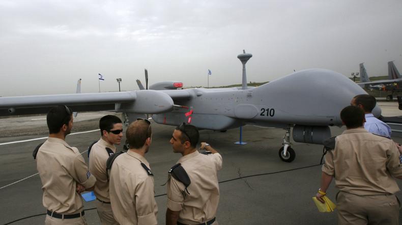 """Kampfdrohnen-Training für deutsche Luftwaffe in Israel - """"nur zur Aufklärung"""""""