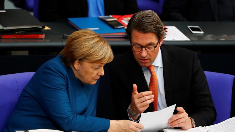 EU-Kommission: Verkehrsminister Scheuer fordert Überprüfung der Stickstoffdioxid-Grenzwerte