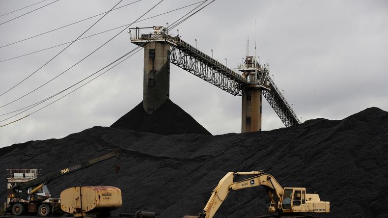 USA: Mehr als die Hälfte der Kohlebergwerke wurde seit 2008 geschlossen