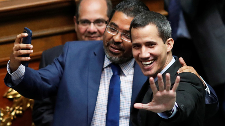 Venezuela: EU-Parlament erkennt Guaidó als Interimspräsidenten an – EU-Staaten sollen dem folgen