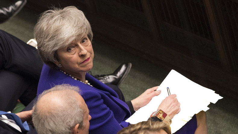 Warum Theresa May unterschätzt wird
