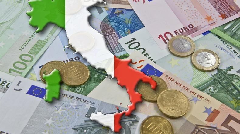 Italiens Wirtschaft rutscht zum Jahresende 2018 in die Rezession