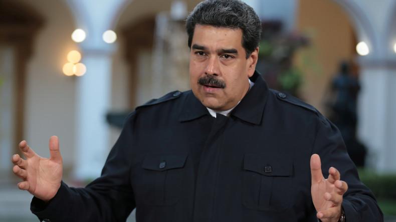 """Maduro an US-Bevölkerung: Haltet Eure Regierung vom Krieg ab, sonst wird es """"schlimmer als Vietnam"""""""