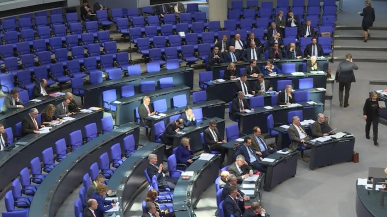 Deutschland: AfD und Linke sprechen sich gegen Russland-Sanktionen aus