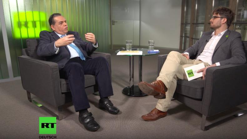 Exklusiv-Interview mit venezolanischem Botschafter: USA sind bereit für die Invasion, aber ...