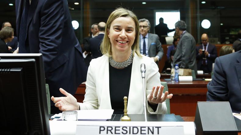 """Venezuela: EU verkündet Bildung internationaler Kontaktgruppe für """"friedliche Lösung"""""""