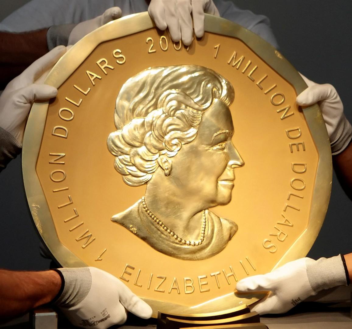 Prozess um spektakulären Goldmünzenraub in Berlin beginnt (Video)