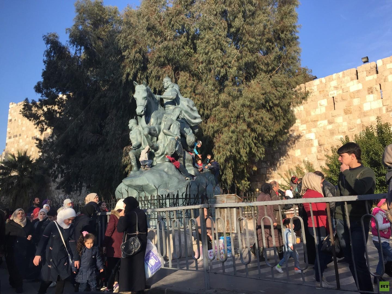 Marschbefehl nach Hause: Leben in Syrien am Ende des Krieges