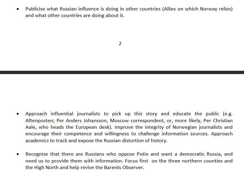 """Integrity Initiative in Norwegen: Öffentlichkeit zu """"weich"""" gegenüber Russland"""