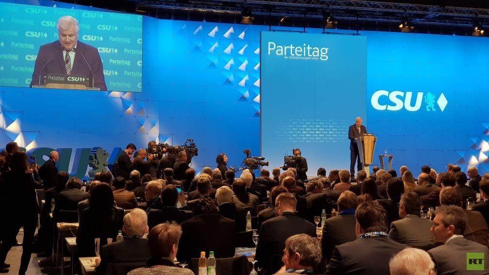 Sonderparteitag der CSU: Markus Söder soll Partei in die Zukunft führen