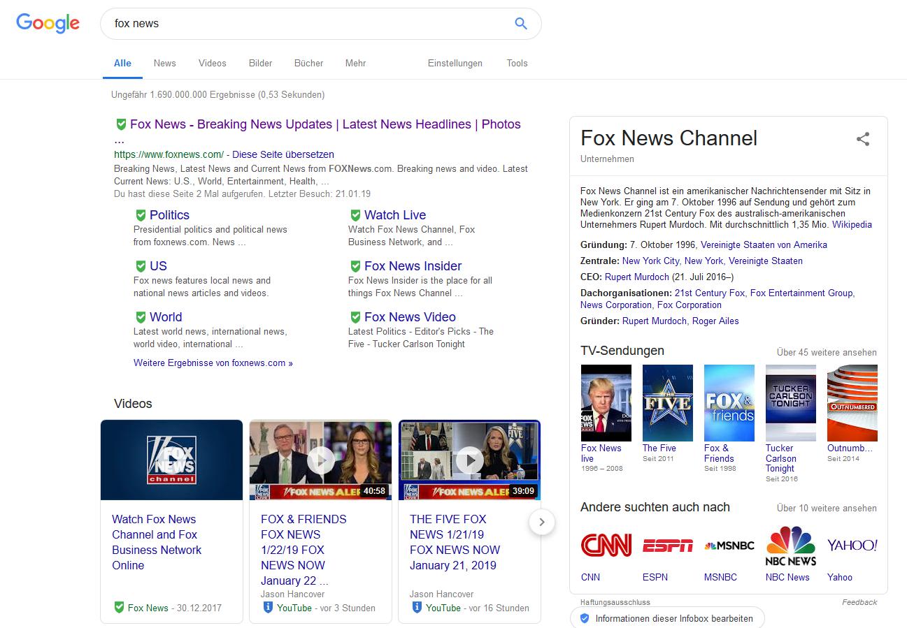 Bitte nicht rot werden: Zensur-Plug-In entscheidet über vertrauenswürdige Nachrichten in den USA