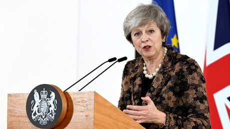 Streit um Brexit: Premierministerin Theresa May appelliert ans Parlament