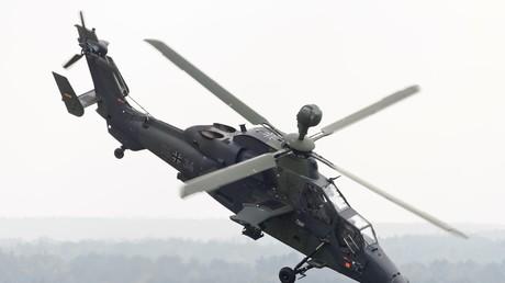 Deutscher Kampfhubschrauber Tiger