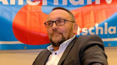 Frank Magnitz ist Bundestagsabgeordneter und Landesvorsitzender der AfD Bremen.